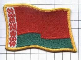 Ecusson. Patch. Toppa. Parche. Belarus. Flag - Patches