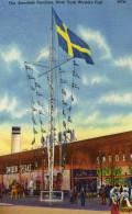 The Swedish Pavillion. New York World´s Fair 1939 - Other