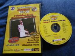 DVD LES FABULEUSES ANNEES 60/70 N°10.... REGARDEZ J´AI D´AUTRES NUMEROS... - Concerto E Musica