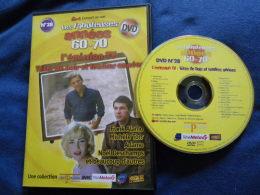DVD LES FABULEUSES ANNEES 60/70 N°28.... REGARDEZ J´AI D´AUTRES NUMEROS... - Concert & Music