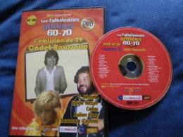 DVD LES FABULEUSES ANNEES 60/70 N°29.... REGARDEZ J´AI D´AUTRES NUMEROS... - Concerto E Musica