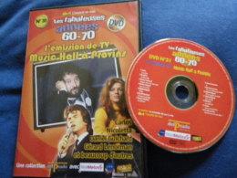 DVD LES FABULEUSES ANNEES 60/70 N°31.... REGARDEZ J´AI D´AUTRES NUMEROS... - Concert & Music