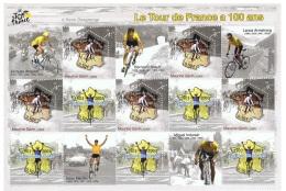 BF59 - FRANCE Blocs N° 59 Neuf** Cyclisme Centenaire Du Tour De France - Ciclismo