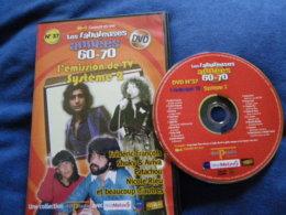 DVD LES FABULEUSES ANNEES 60/70 N°37.... REGARDEZ J´AI D´AUTRES NUMEROS... - Concert & Music