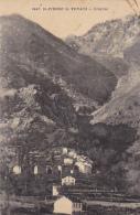 20. CORSE. ST PIERRE DE VENACO. N 1447. L EGLISE. CACHEE MARINE - France