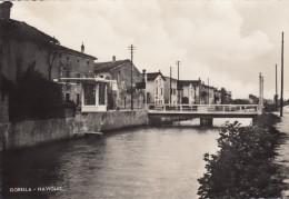 10451-ISORELLA(BRESCIA)-NAVIGLIO-1954-FG - Brescia