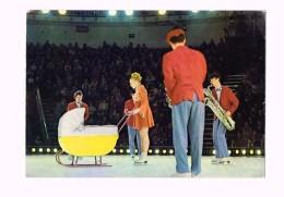 Ice Circus - Musical Quintet :V. Popov, P.Yegarov, V.Redin, G.Kuzin - Russia - CCCP - Russie