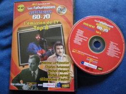 DVD LES FABULEUSES ANNEES 60/70 N°47.... REGARDEZ J´AI D´AUTRES NUMEROS... - Concert & Music