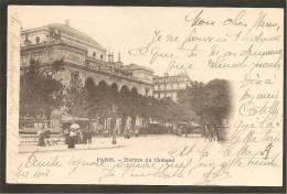 75 Paris. Théatre Du Chatelet - Non Classés