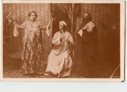 Egypte - Carte Photo - Egyptian Dansing Girls - TBE - - Egypt