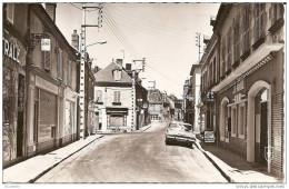 23  Auzances  - Rue Paul  Donner (coupure En Bas à Gauche) - Auzances