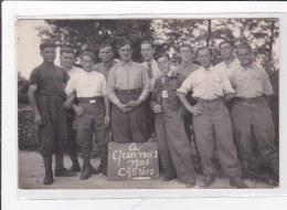AISNE : MACHECOURT : Militaire, A Quand Nos Cheries - Tres Bon Etat - France
