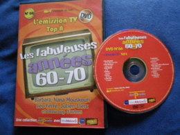 DVD LES FABULEUSES ANNEES 60/70 N°66.... REGARDEZ J´AI D´AUTRES NUMEROS... - Concerto E Musica