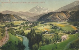 Postcard RA007318 - Austria (Österreich) Serles - Austria