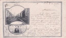 Montaigu  Carte Pionnière Maison De Rouget De Lisle - Altri Comuni