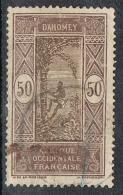 DAHOMEY N°55 - Dahomey (1899-1944)