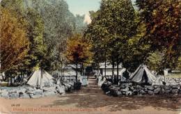CPA  Etats-Unis New-York Dining Hall At Camp Iroquots On Lake George New-York  (animée)  E844 - Lake George