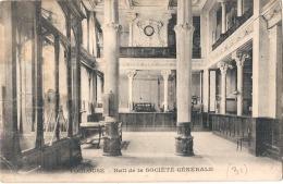 -31 - TOULOUSE Hall De La Société Générale écrite TTB - Toulouse