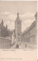 FONTAINE L'EVEQUE L'eglise St Vaast - Fontaine-l'Evêque