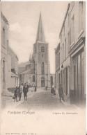 FONTAINE L´EVEQUE L´eglise St Christophe - Fontaine-l'Evêque