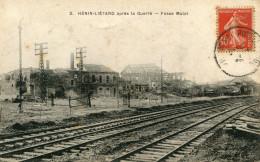 HENIN LIETARD(PAS DE CALAIS) - Henin-Beaumont