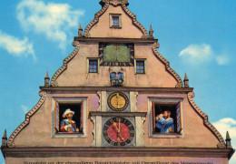 Kunstuhr Am Markplatz - Rothenburg - Rothenburg O. D. Tauber