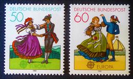 EUROPA 1981 - NEUFS ** - YT 928/29 - MI 1096/97 - Neufs