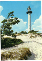 Dueodde Fyr - Lighthouse - Leuchtturm, Bornholm - Denmark