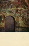 Rostov Yaroslavsky. Fresco Of The Church Of The Ascension - Russia