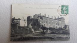 24 DORDOGNE, Château De Luzié, Près Beaumont-du-Périgord, 1916,  (A. Astruc) - France