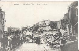 HERVE  Hotel De Ville Rue Potierue - Herve