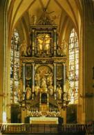 Hochaltar Pfarrkirche. Mondsee - Mondsee