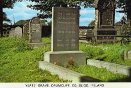 Yeats' Grave, Drumcliff,CO,Sligo, Ireland - Sligo