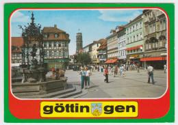 Göttingen  Marktplatz - Goettingen