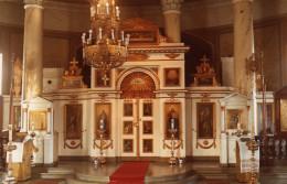 Ortodoksinen Kirkka, Orthodox Church, Turku. Real Photo - Finland