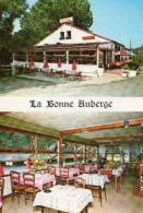 """POMMEVIC - Tarn Et Garonne : Restaurant  """" La Bonne Auberge"""". - Francia"""