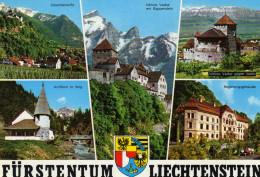 Fürstentum Liechtenstein. Multiview - Liechtenstein