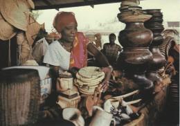 Market In Mwanza Tanzania.  A-352 - Markets