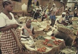 Market In Iringa  Tanzania.  A-677 - Markets