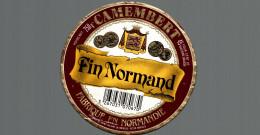 CAMEMBERT FABRIQUE EN  Normandie  Fin Normand - Fromage