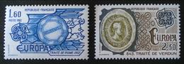 EUROPA 1982 - NEUFS ** - YT 2207/08 - MI 2329/30 - Nuevos