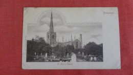 United Kingdom > England> Cheshire  Birkenhead  St Mary's Church = Ref 2206
