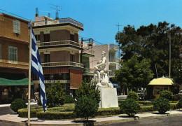 Ierapetra.  Central Square - Crete