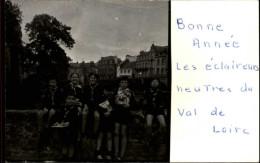 SCOUTISME - ¨PHOTO - CARTE DE VOEUX - ECLAIREURS NEUTRES DU VAL DE LOIRE - Autres