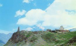 Georgian Military Road, Georgia - Postcards