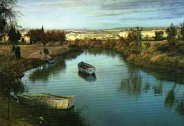 The Jordan River- Place Of Baptism