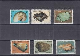 Wallis Et Futuna - Année 1985 - Coquillages - YT 323/328 - Neufs** - Wallis En Futuna
