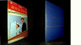 «ROYAL TOUR» Neil FERRIER Famille Royal Angleterre England Angleterre Oceanie Fidji Tonga Nelle Zelande Australie 1954 ! - Esplorazioni/Viaggi