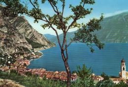 Lago Di Garda -Limone - Panorama - Gardasee.