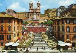 Piazza Di Spagna- Spain's Square - Roma - Roma (Rome)